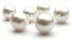 Perle d'acqua salata