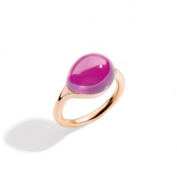 Anello Rouge Passion Pomellato